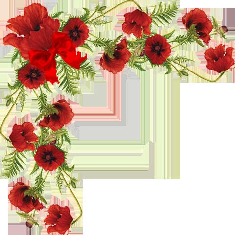 Esquineros vectores de flores buscar con google - Esquineras de pared ...