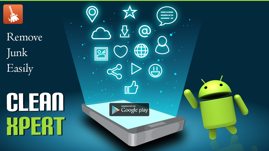 Clean xpert is the best RAM Cleaner app for android mobile