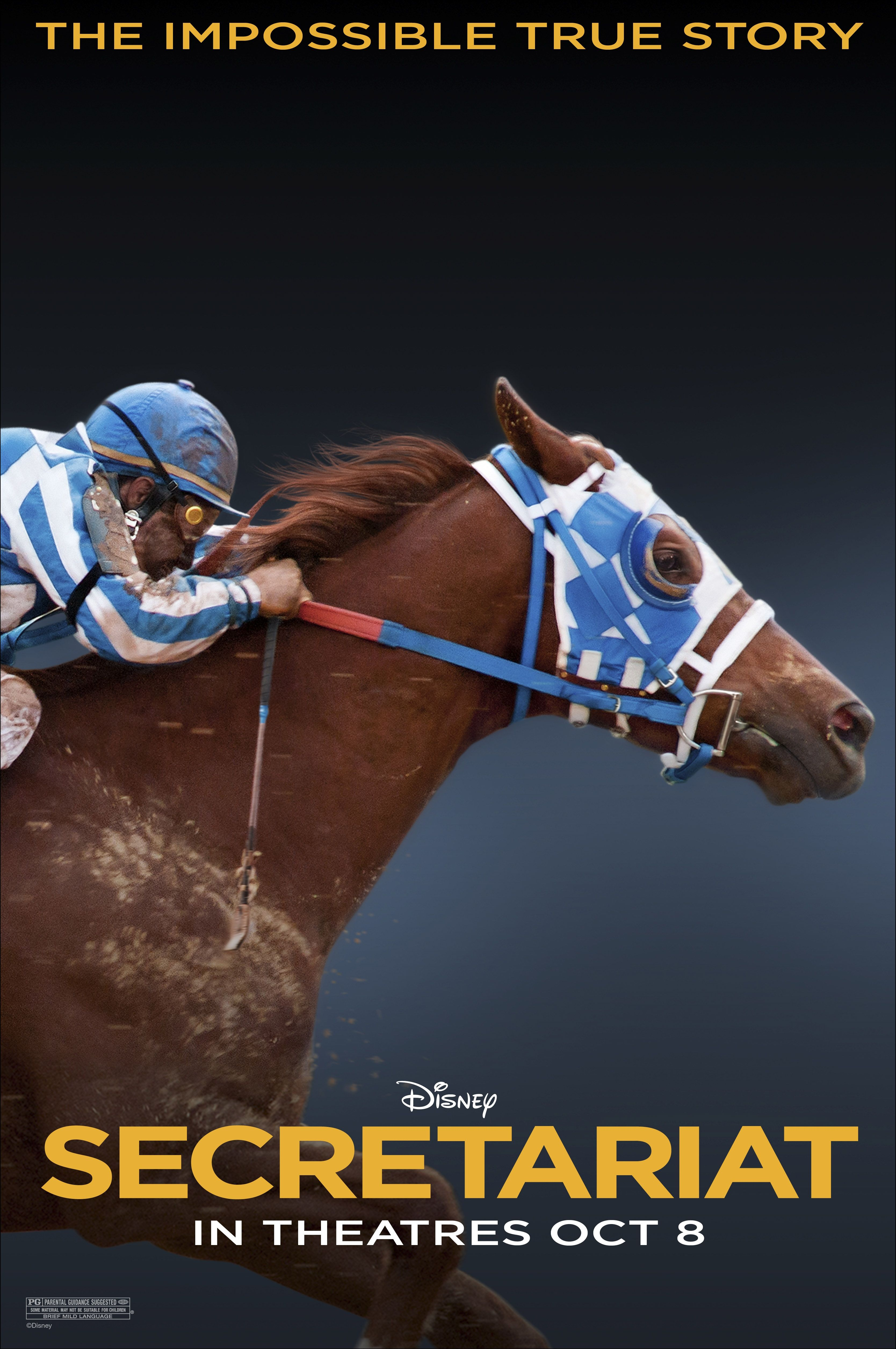 Most of the racing scenes from the movie Secretariat were shot at Keeneland.
