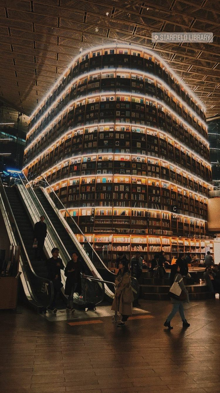 #books #library #aesthetic   Fotografi