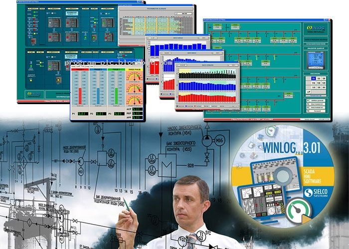 Winlog Lite: Free SCADA Software to Download, The Powerful