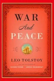 War and Peace by Leo Tolstoy, BookLikes.com #books