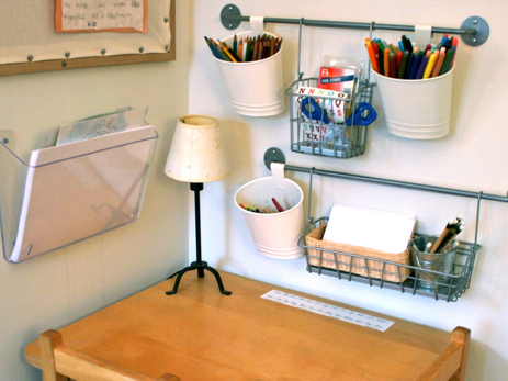 writing center for small spaces