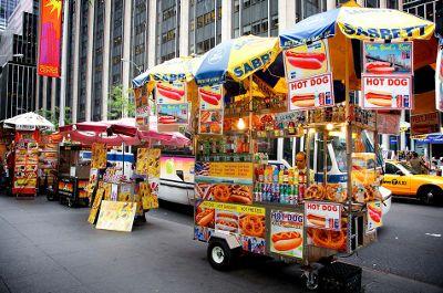 Food Trucks In Midtown Manhattan Today