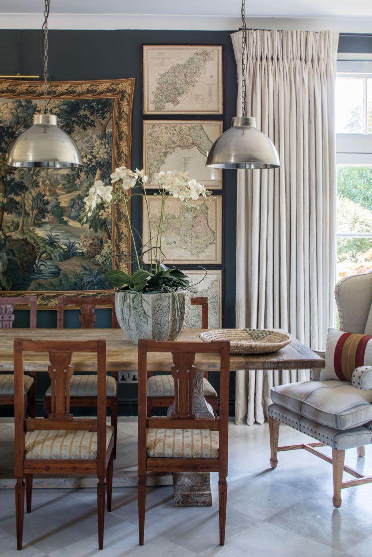 Henriette von Stockhausen on decorating with antiques ...
