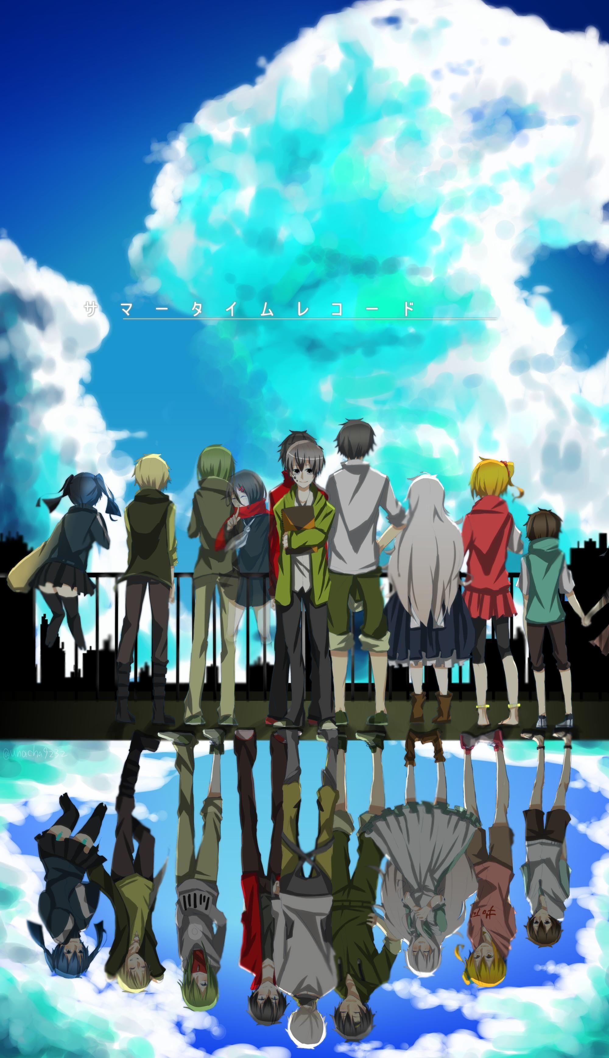 HD wallpaper: Kagerou Project, Anime, Girl