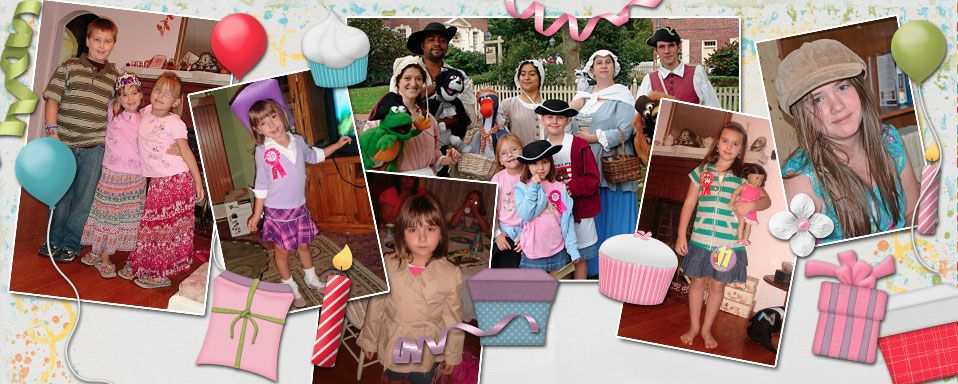 Birthday Cover Crafts, Facebook timeline covers