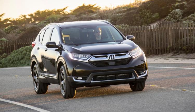 2018 Honda CRV Suv Honda, Suv