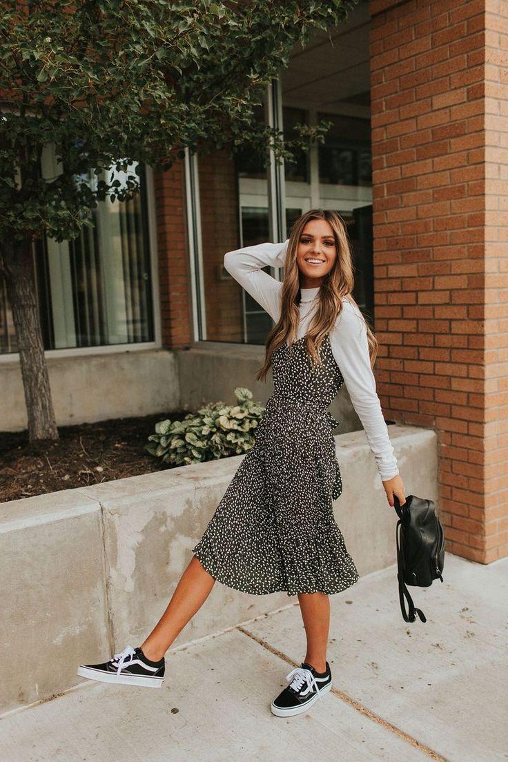 Loveland Dress-Olive