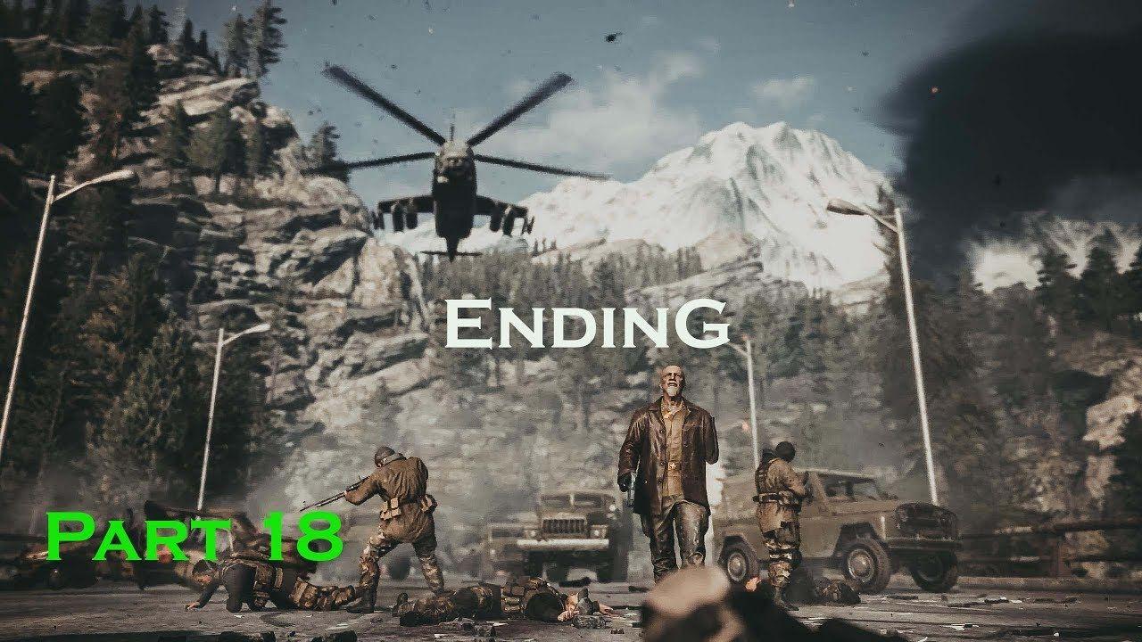 Game Over Call Of Duty Modern Warfare Remastered Part 18 Modern Warfare The Game Is Over Warfare