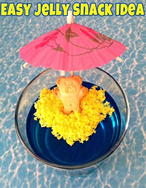 Dreaming of Summer: Easy Jelly Snack Idea for Kids | Childhood101