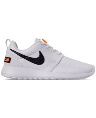 e6e7d2d4e29 Nike Women s Roshe One Premium Just Do It Casual Sneakers from Finish Line  - White 9
