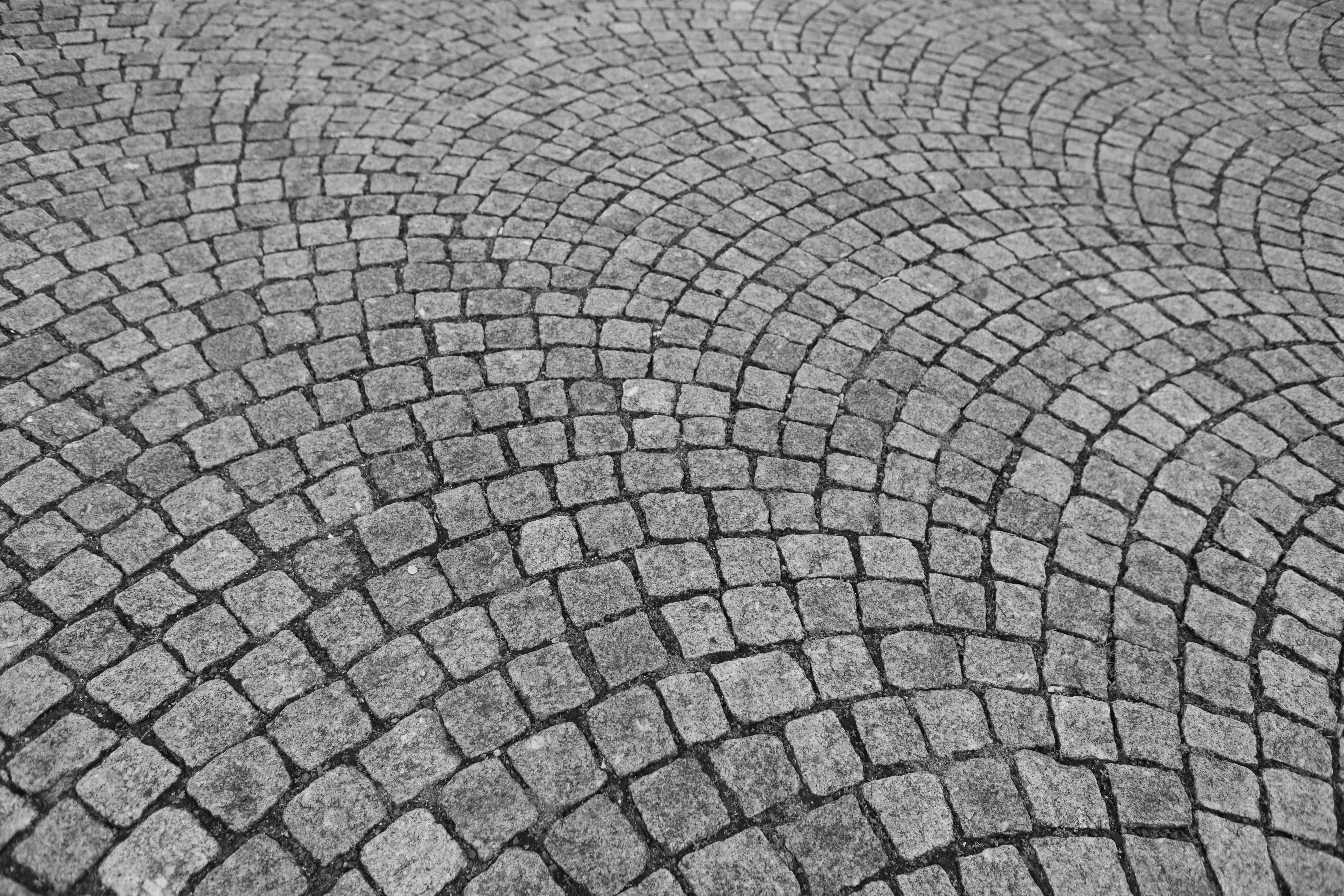 paving stones historic center