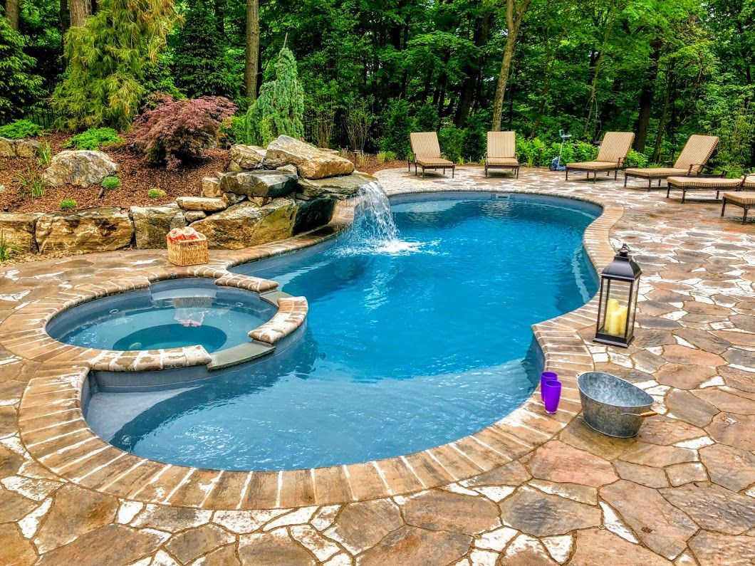 Leisure Pools Thanks And Recognizes Dell Outdoor Kinnelon Nj