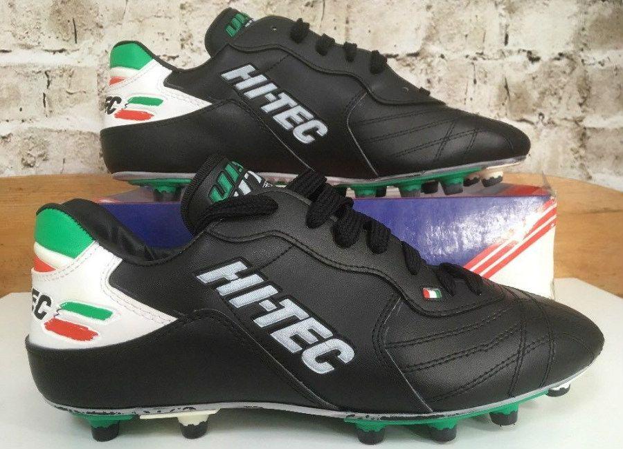 best sneakers 08195 85114  footballmuseum  football  soccer  futbol  fussbal  footballboots 1990  Hi-Tec World Cup Winner football Boots
