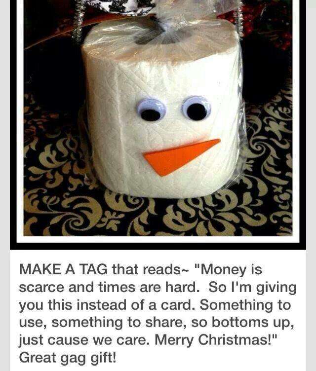 Cute gag gift | creative gifting | Pinterest | Weihnachten ...