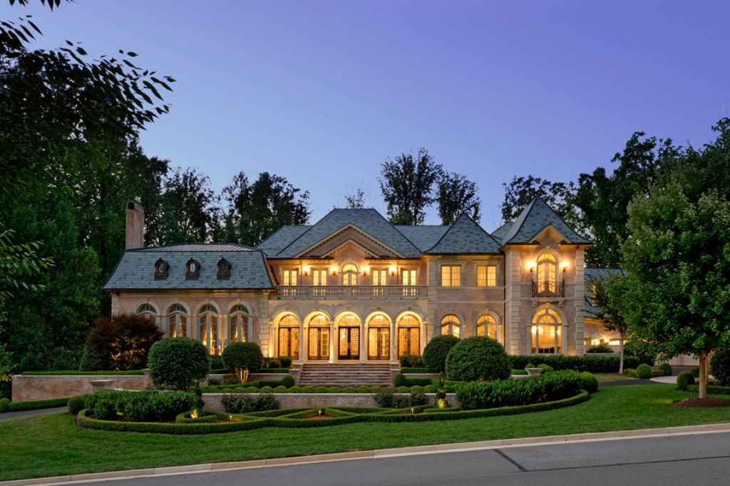 Mclean Home For Sale Mansions Indoor Basketball Court Indoor Basketball