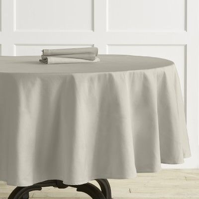 Hotel Tablecloth 70 Round Ivory 90 Round Tablecloths Round