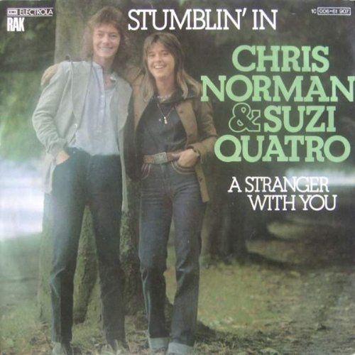 Chris Norman Suzi Quatro Stumblin In Rak 1c 006 61 907 Emi Electrola 1c 006 61 907 Rak 1 C 006 61 907 Emi Electrola Musik Lieder Erinnerungen