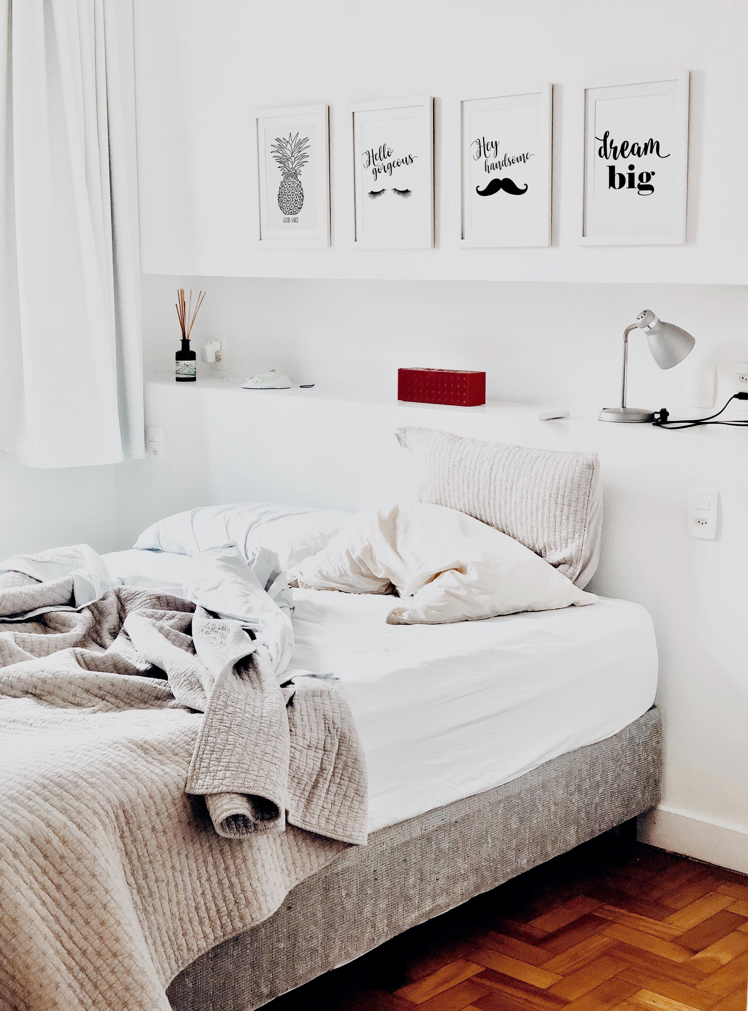 31 Magnificent Rustic Scandinavian Interior Bedroom Inspirations In 2020 Minimalist Bedroom Decor Scandinavian Design Bedroom Simple Bedroom