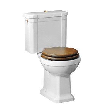 klassisk toilet