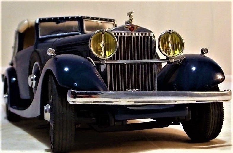1940s Art Deco Antique Vintage Mid-century Modernism Modern Car Concept 1930 1940 Rare