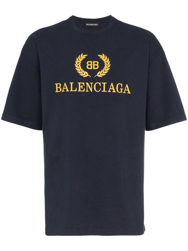 54fb0a0403c5 BALENCIAGA BB LOGO T. #balenciaga #cloth # | Balenciaga in 2019 ...