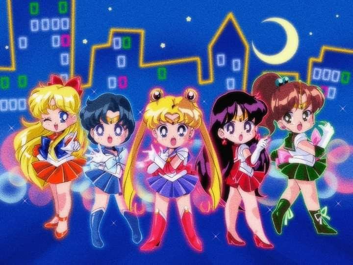 Pin by kristy larocca on anime sailor mini moon sailor