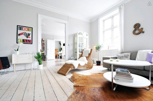 20 Beautiful Airbnb Rentals in Copenhagen | Home decor ...
