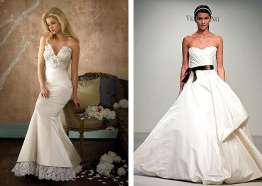 Simple Used wedding dresses in mississippi