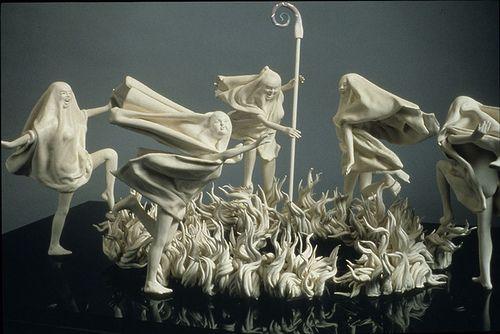 De Chinese Ceramiek Van Patti Warashina Artikelen Dutch