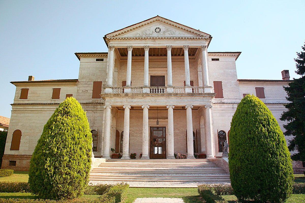 Une villa palladienne tout le monde entendu cette for Architecture italienne