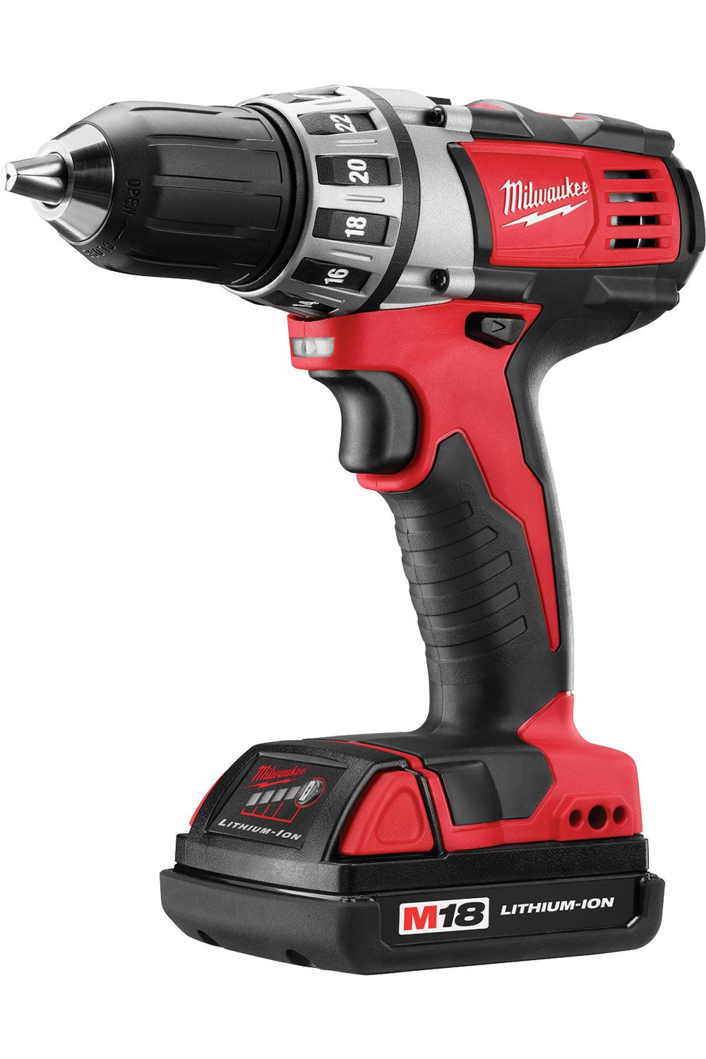 The Powerful 18v Compact Lithium Ion Drill Driver Drives Up To 2 Times More Screws In A Single Charge 4 Pole Frameless Motor Drill Cordless Drill Drill Driver