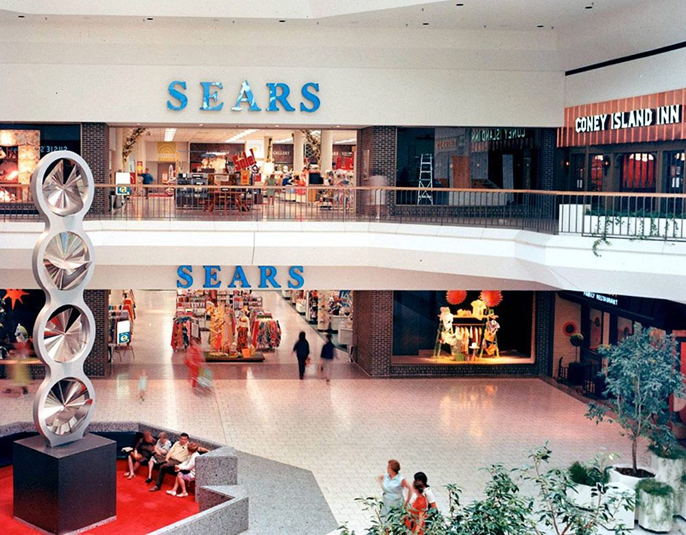 Southridge Mall   Favorite memories of the 70's and 80s ...