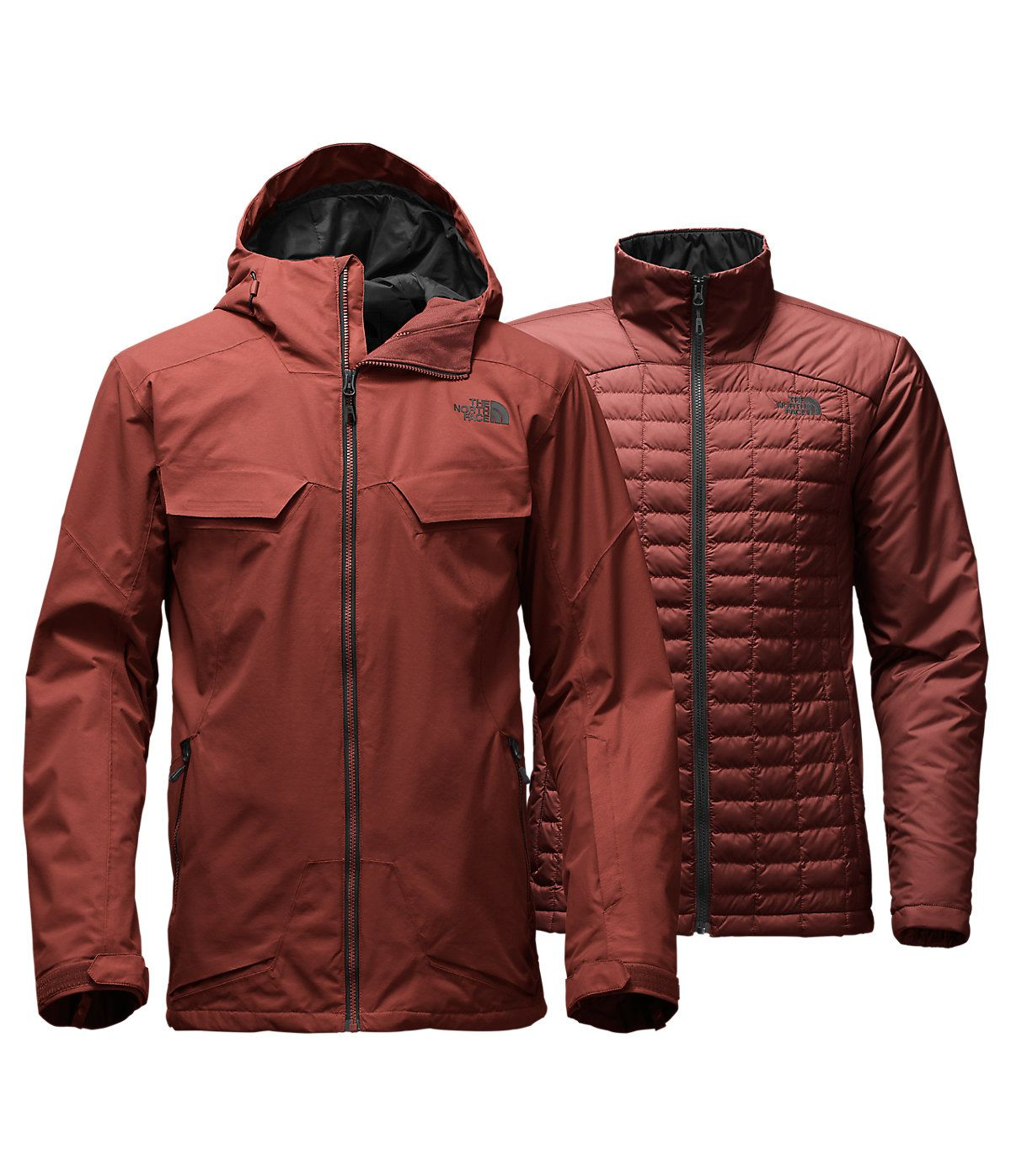 sports shoes d47c5 d812c Men's initiator thermoball™ triclimate® jacket in 2019 ...