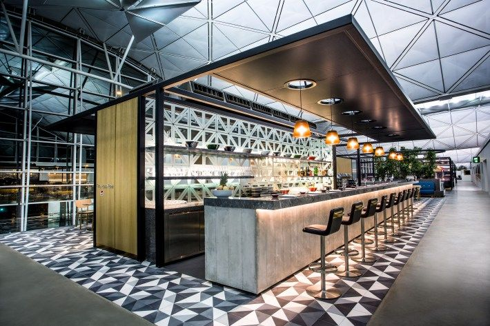 TheDesignAir's Top 10 Airport Lounges 2015