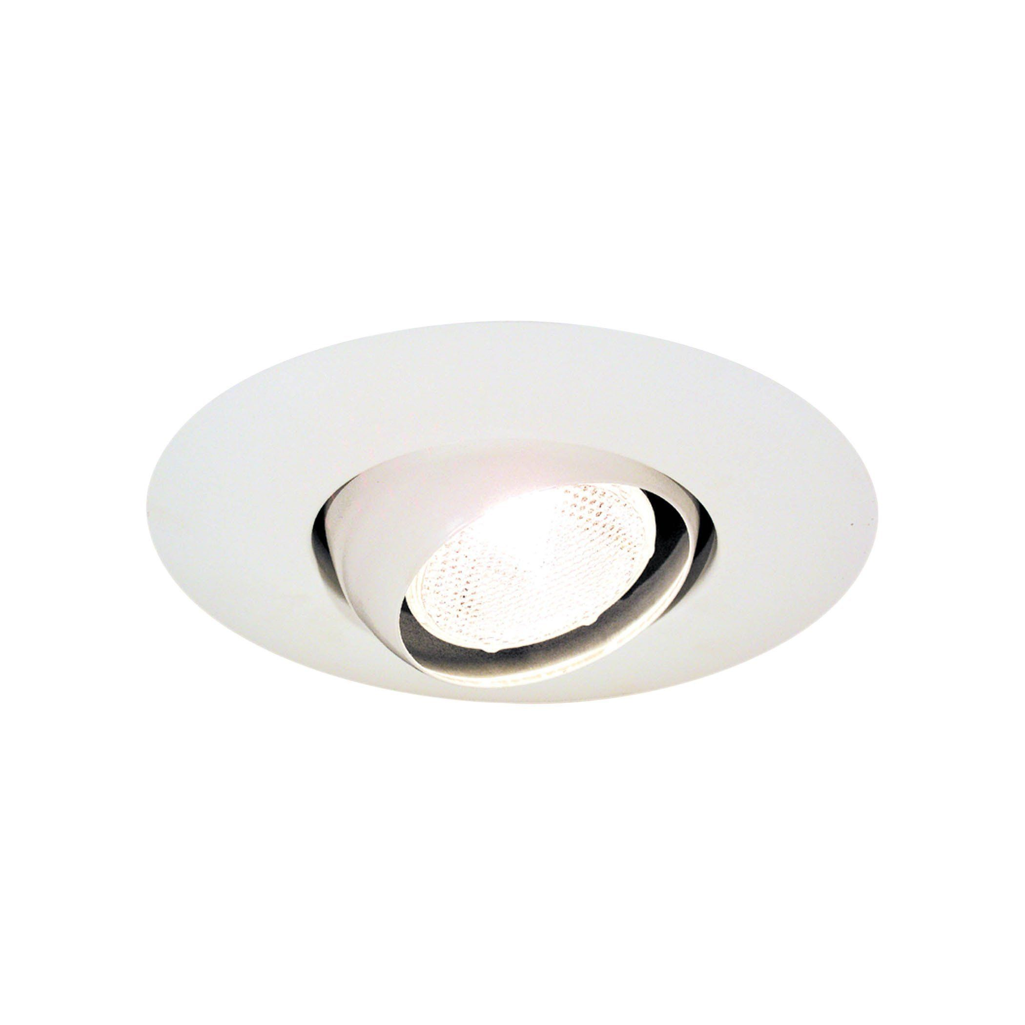 Thomas Lighting Tr221w Recessed Collection Matte White Finish