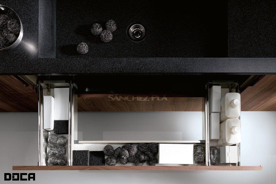 Accesorios y complementos de interior para muebles de cocina Doca ...