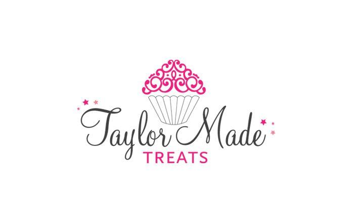 cupcake-logo-6.jpg (700×438) | logos | Pinterest ...