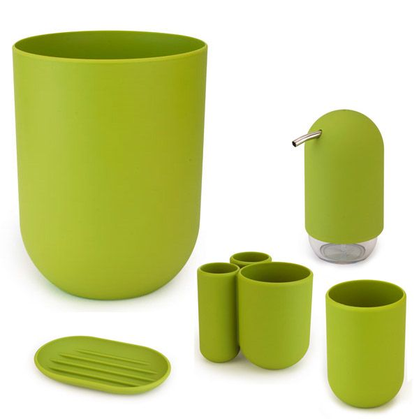 This Umbra Range Of Bathroom Accessories Is Really Colourful And Fun Www Victorianplumbing Co Uk Touch Bath Set 49 94