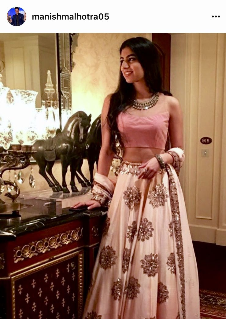 d3b4cc94c7ad Manish Malhotra Lehenga, Manish Malhotra Designs, Indian Attire, Indian  Suits, Indian Wear