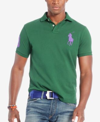 macys mens polo shirts horse polo shirts