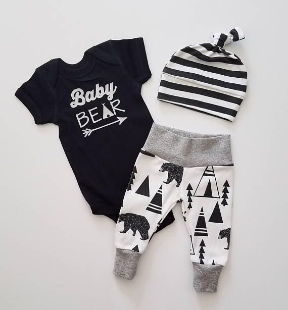 Photo of Baby Boy Coming Home Outfit. Newborn Boy Coming Home Outfit. Boy Coming Home Outfit. Coming Home Outfit Boy. Baby Bear. Bear Tipi.