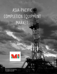 Asia-Pacifics completion equipment market is expected to grow significantly in the coming decade. The growth is primarily due to shale activity in China and increasing offshore oil and gas exploration in countries such as India and Indonesia.