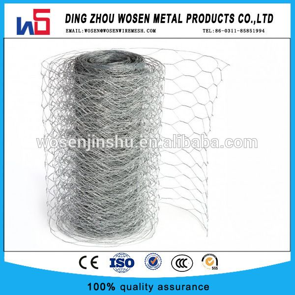 hot sale heavy galvanized chicken wire mesh fence/hexagonal mesh ...