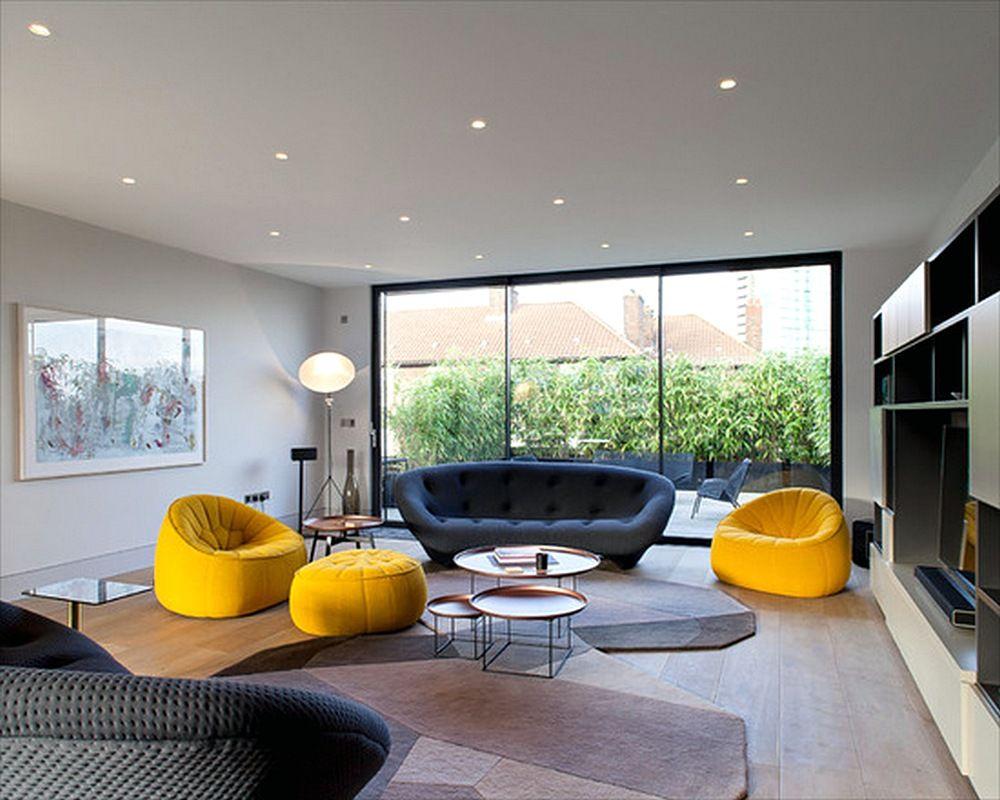 Desain Dan Model Sofa Ruang Tamu Kecil Elegan Unik Terbaru Ruang