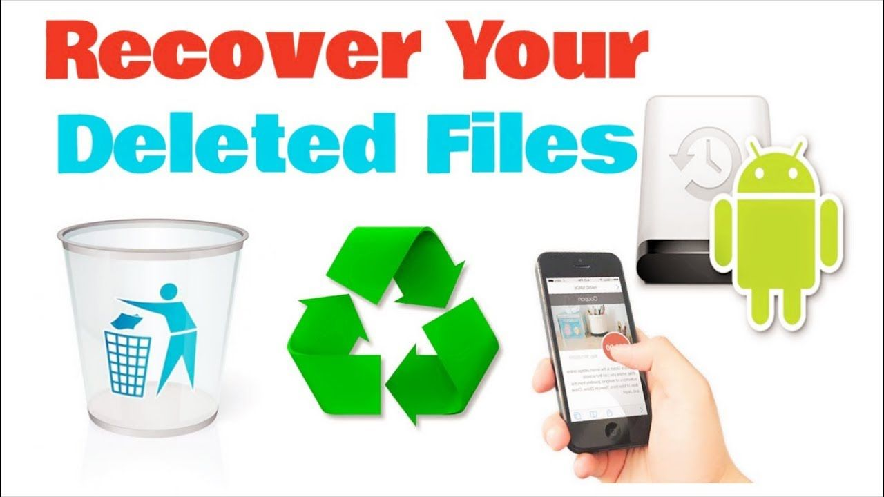Android Data Recovery How To Recover Deleted Files From Android