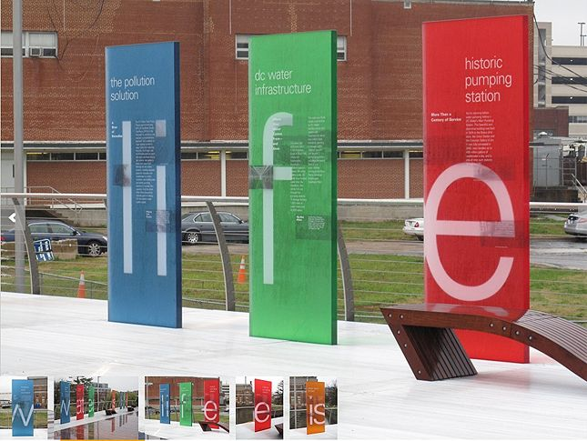 Exceptionnel 3form Design Awards: Interior Signage, Exterior Signage Featured