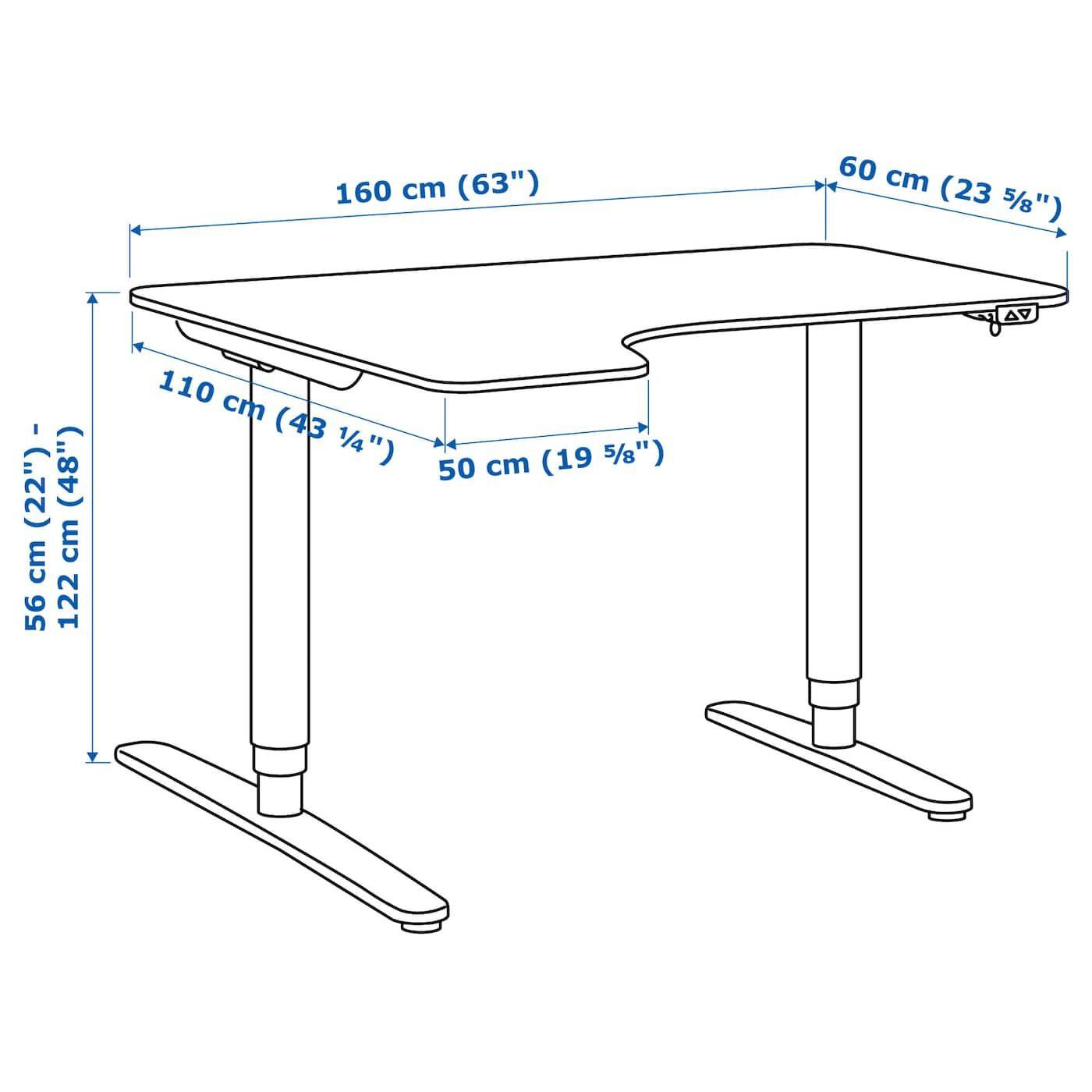Bekant Corner Desk Left Sit Stand White Ikea Corner Desk Ikea Bekant Ikea