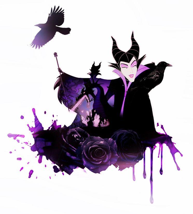 By Panchecco On Deviantart Maleficent Fan Art Disney